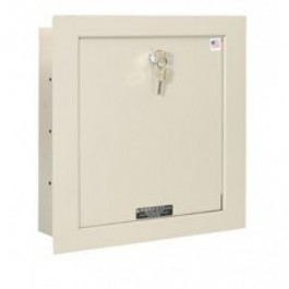 EW-1000-8 Perma-Vault Wall Safes with Key Lock