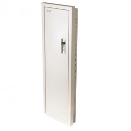 VLine 51653 Closet Wall/Floor Gun Vault w/ Mechanical Pushbutton Lock
