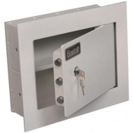 "Gardall WS1314K Wall Safe with 1"" Flange"