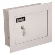 "Gardall WS1317K Wall Safe with 1"" flange"