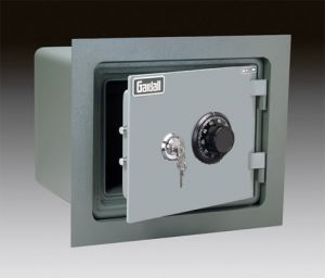 Image for Gardall WMS912-G-CK Insulated Wall Safe with U.L.One Hour Fire Rating and